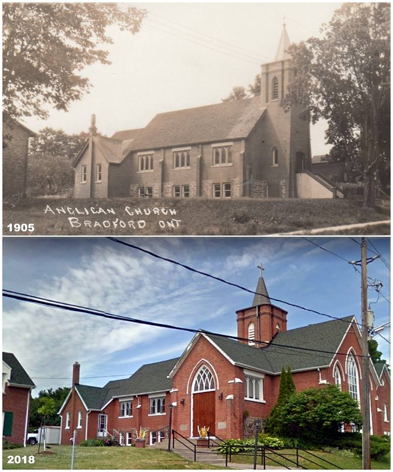 church then and now