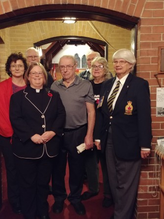 Bell ringing group